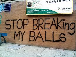 stop balls