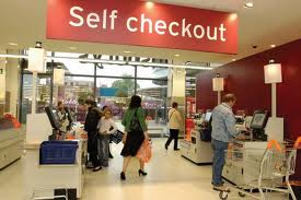 self service check out