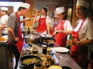 cookery class