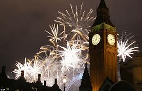 London New Year