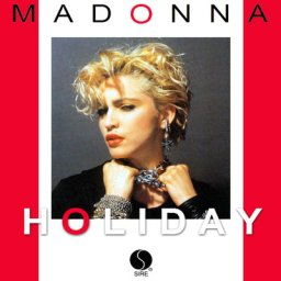 madonna holiday