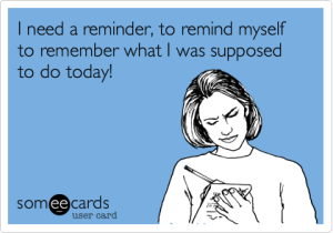 remember remind