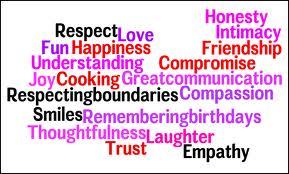 healthy romantic relationships