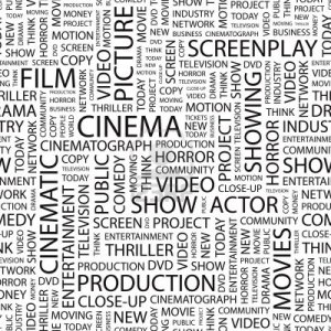 cinema vocabulary