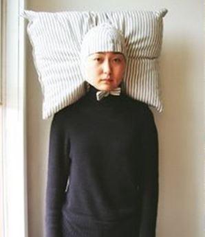 pillow bonnet