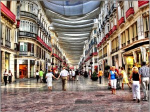 malaga-city-larios-street