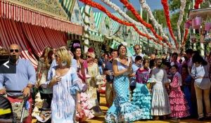Seville's Annual Fair