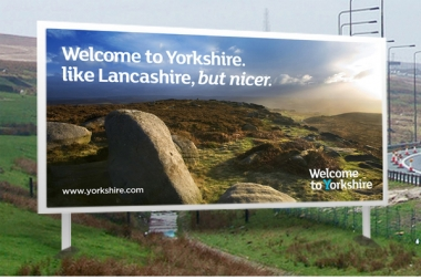 welocome to yorkshire