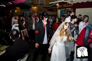 Malaga Halloween