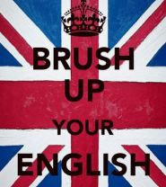 Brush up your English