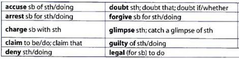 crime and law vocabulary pdf