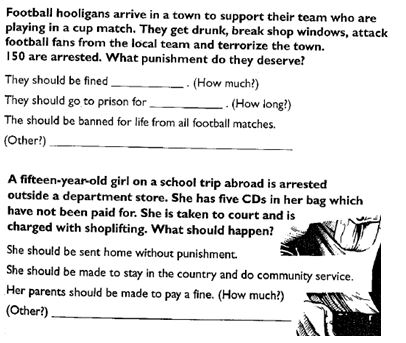 Judge and Punishment 2