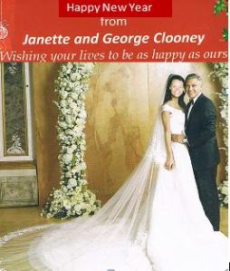 Janette and george