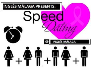 SPEED DATING INGLES MALAGA