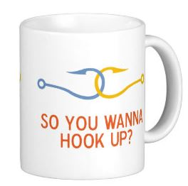 to hook up