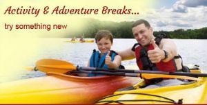 activity and adventure breaks