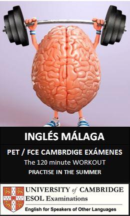 Cambridge B1 B2 cursos ingles malaga