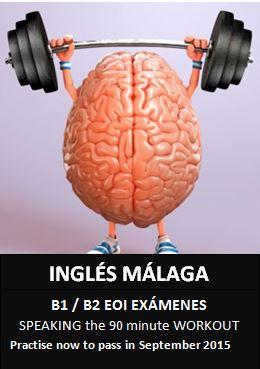 EOI B1 B2 English Speaking Exams verano