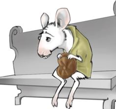 Image result for As poor as a church mouse