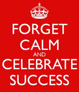 celebrate exam success