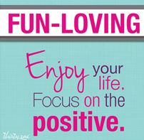 fun-loving