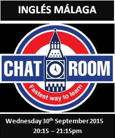 Ingles Malaga Chat Room 30.09.15