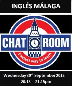 Ingles Malaga Chat Room 30.09.15