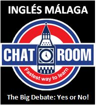Speaking Chat Room The Big Debate