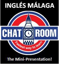 Speaking Chat Room The Mini Presentation