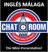 Speaking Chat Room The Mini Presentation