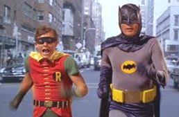 Role play superheroes