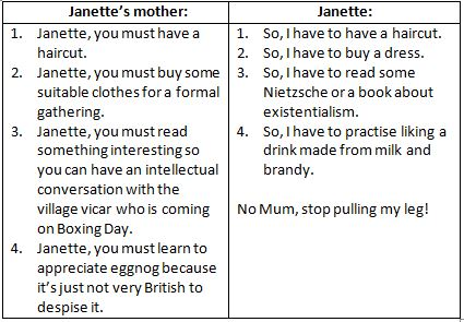 Janette obligations