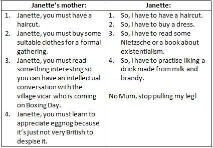 Janette obligations