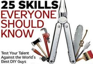 diy skills