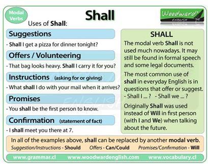 Language Functions Shall