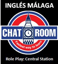 Ingles Malaga Chat Room Role Play Central Station