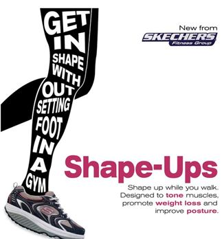 shape up sketchers