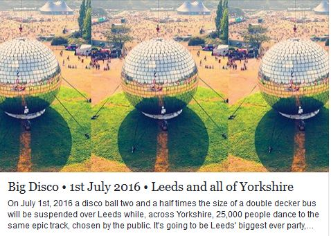 Leeds Disco