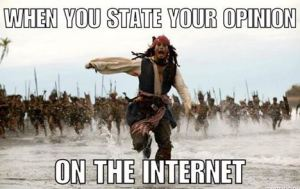 The Internet Opinion
