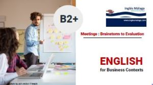 ESL lesson plans business english