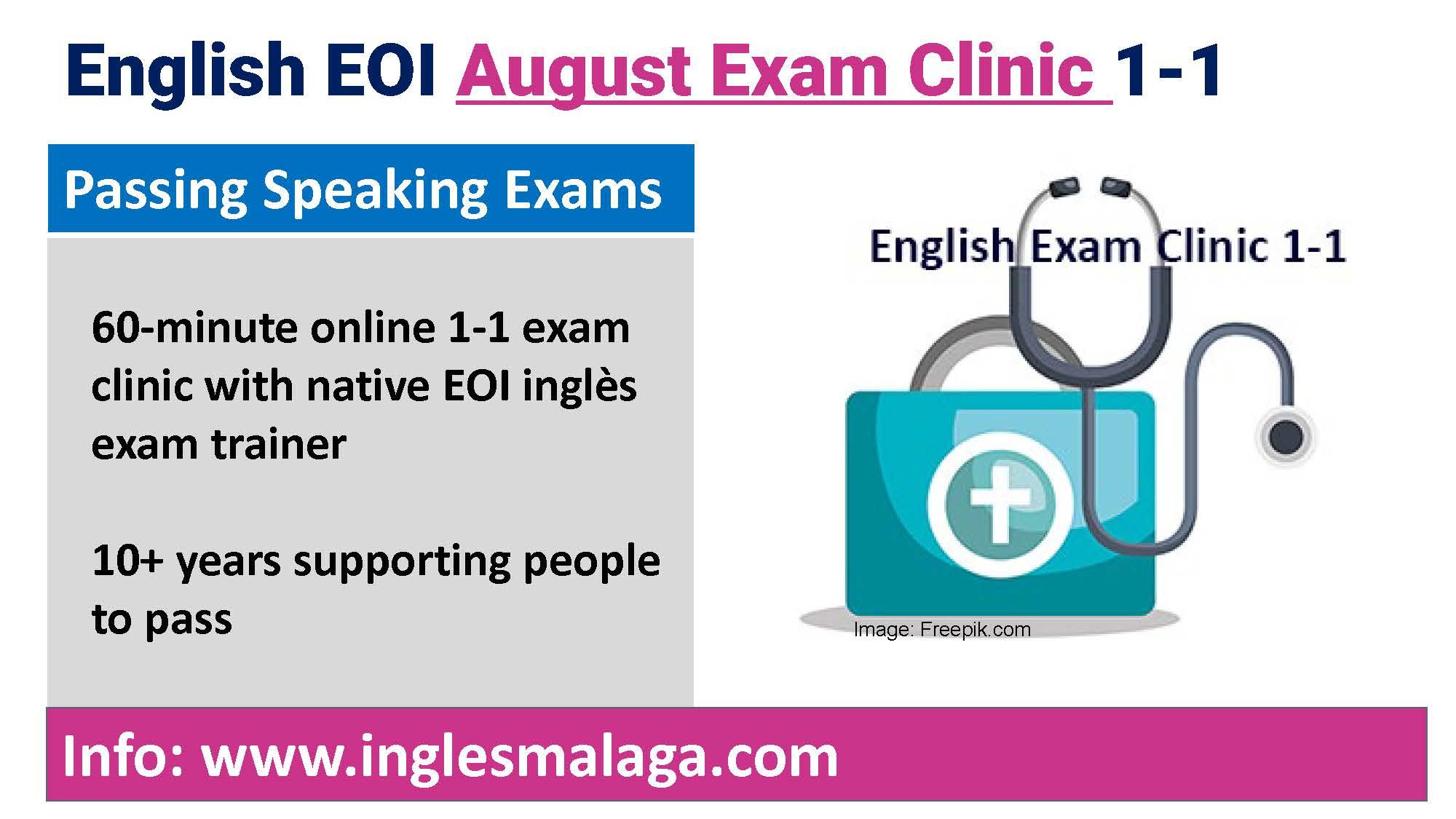 Agosto exam clinic